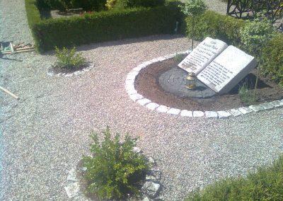 Veflinge  Kirkegård